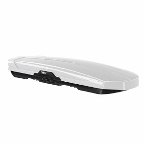 Thule 6295W Motion XT Alpine Limited Edition - Ski and Cargo Box - Glossy White