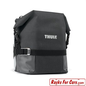 Thule Pack 'n Pedal Small Adventure Touring Pannier Black