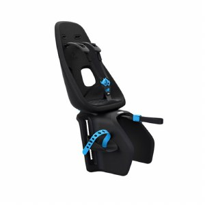 Thule Yepp Nexxt Maxi Child Bike Seat Obsidian