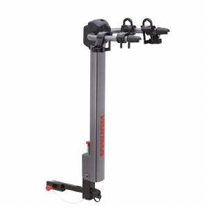 "Yakima LiteRider 2 Bike Hitch Rack - Fits 2"" and 1.25"" hitches"