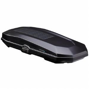 Yakima CBX Solar 16 - Ski and Cargo Box - Black Textured