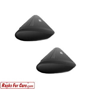 "Yakima JetStream 70"" Black Large - Aluminum Aero Bar - Pair"