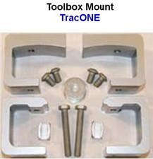 TracRac 41000 Toolbox Mount Kit