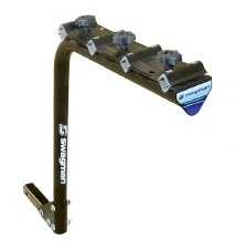 Swagman 64400 4 Bike Hitch Rack 2""