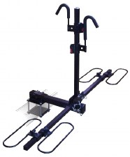 "Swagman 64663 Traveler XC2 - 2 Bike RV Bumper and Hitch Mount Mount Rack - Fits 2"" hitches"