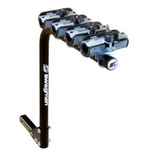 "Swagman 64940 XP - 4 Bike Hitch Rack - Fits 2"" hitches"