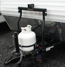 Arvika Travel Trailer A-Frame 2 Inch Receiver