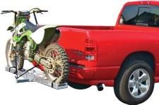 Rage Powersports AMC-400 Aluminum Hitch Mount Motorcycle Carrier