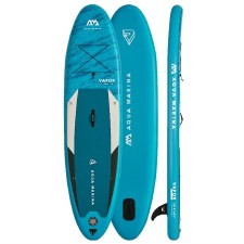 "Aqua Marina Vapor 10'4"" All-Around Inflatable Stand Up Paddle Board"
