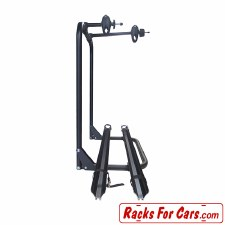 Arvika 2 Bike Attachment for T@B and Little Guy Trailers - 7000 Series - Black