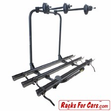 Arvika 3 Bike Attachment - 7000 Series - Black