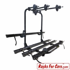Arvika 4 Bike Attachment - 7000 Series - Black