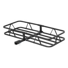 "Curt 18145 Hitch Basket - Fits 2"" and 1 1/4"" Hitches"