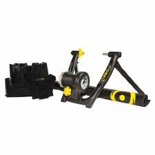 CycleOps JetFluid Pro Indoor Bike Trainer with Training Kit