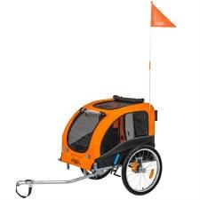 Doggo Bike Bike Trailer and Stroller for Dogs