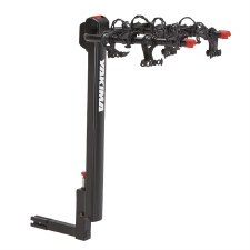 "Yakima DoubleDown 4 Bike Hitch Rack - Fits 2"" and 1.25"" hitches"