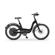 Elby S1 9-Speed - Electric Pedal Assist Bike - Black