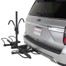 "Hollywood HR1455Z-E - 2 Bike 2"" Fat Tray Electric Bike Carrier"