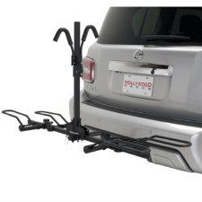"Hollywood HR200Z Trail Rider - 2 Bike Hitch Rack - for 1 25""/2"" hitches"