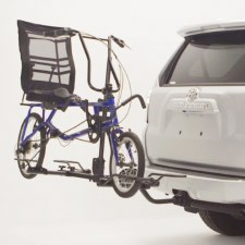 "Hollywood HR1000R SportRider Recumbent 2 Bike Hitch Rack 1.25""/2"""