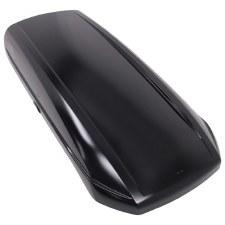 Inno Shadow 1600 Matte Black Low Profile Ski and Cargo Box