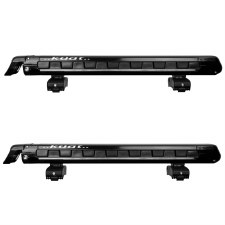 Kuat Grip 6 Ski and Snowboard Rack - Metallic Black