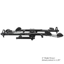 "Kuat NV 2.0 2 Bike Hitch Rack -  Black - Fits 1.25"" Hitches"