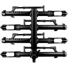 "Kuat NV Base - 4 Bike Hitch Rack - Fits 2"" Hitches - Matte Black"