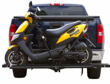 Rage Powersports MX-600 Steel Hitch Mount Motorcycle Carrier