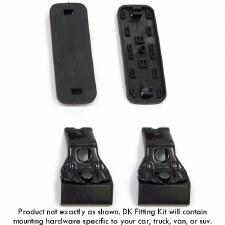Rhino Rack DK043 Fit Kit - Half Set