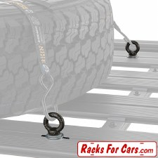 Rhino-Rack 43117 Eye Bolt Kit for Spare Wheel Holders