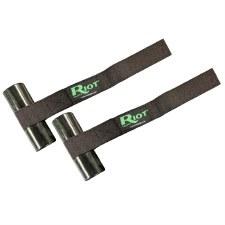 Riot 8 Inch Tie Down Loops Pair
