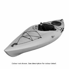 Riot Edge 11 Kayak with Skeg - Fire Storm