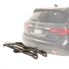 "RockyMounts SplitRail LS 2"" Two Bike Platform Hitch Rack"