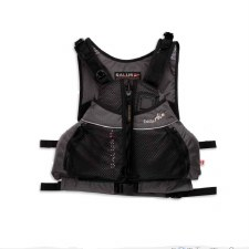 Salus Eddy Air Sport Paddle Vest - L/XL - Charcoal
