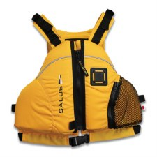 Salus Eddy-Flex Paddle Vest - L/XL - Gold
