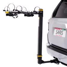 "Saris Bike Porter Hitch 4 Bike Locking Rack 1.25""/2"""