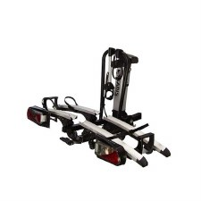 """Saris Door County 2 E-Bike Rack with Electric Lift Assist - Fits 2"""" Hitches"""