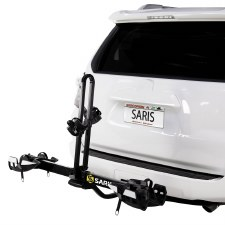 "Saris Freedom EX 2 Bike Hitch Rack - 1.25""/2"""