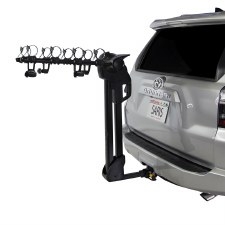 "Saris Glide EX - 4 Bike Hitch Rack - Fits 1.25"" and 2"" Hitches"