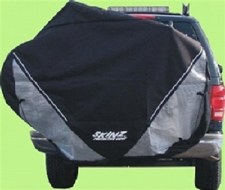 Skinz RTC300 Transparent Hitch Bike Cover