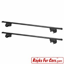 "SportRack SR1098 Complete Raised Rail System with 47"" Bars"