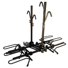 "Swagman 64665 XTC4 - 4 Bike Rack - Fits 2"" Hitches"