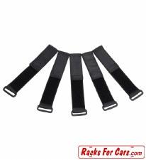 Swagman 64765 TailWhip Velcro Straps