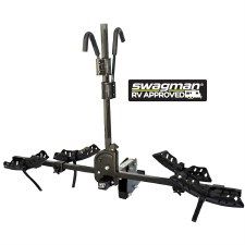 "Swagman 66684 Dispatch - 2 Bike Hitch Rack - Fits 2"" hitches - RV Approved"