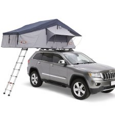 Thule Tepui Autana 3 with Annex - Haze Gray - Ruggedized Series