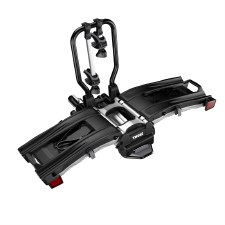 "Thule 903202 EasyFold XT - 2 Bike E-Bike Hitch Rack - Fits 2"" and 1.25"" hitches"