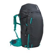 Thule AllTrail 45L Women's Hiking BackPack - Obsidian/Bluegrass