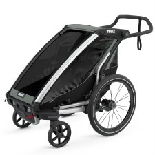 Thule Chariot Lite 1 - Multisport Stroller and Bike Trailer - Agave