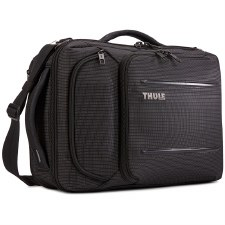 "Thule Crossover 2 Convertible Laptop Bag 15.6"" - Black"